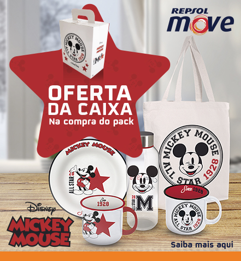 Oferta caixa na compra do Pack