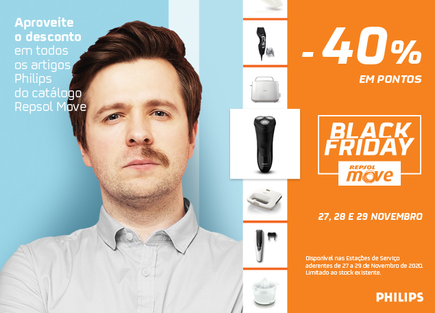 Black Friday Repsol Move (27 de nov a 6 de dez) Aproveite!